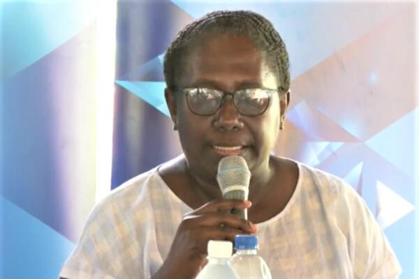 """""""The ministry is urging the public with grievances and disagreements with the current vaccine roll out to utilize existing proper channels and relevant legal avenues to express themselves rather than in such disturbing manner"""", said Mrs. McNeil."""