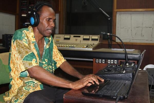 "The radio service broadcast recovery tips, reinforced information conveyed by relief and developments agencies relating to health and hygiene, ""building back better"" techniques and child protection."