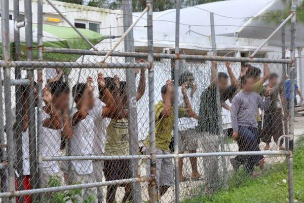 The push to move the more than 800 refugees on Manus has sped up with the camp due to close down after a PNG Supreme Court ruling last year declared that holding people there was unconstitutional and illegal.