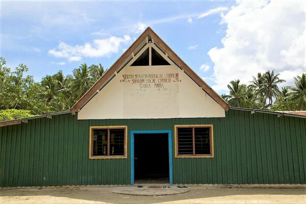 The role of the church should be expanded – they should be supported, trained and equipped to take care of the most vulnerable in their communities, especially those in Honiara.