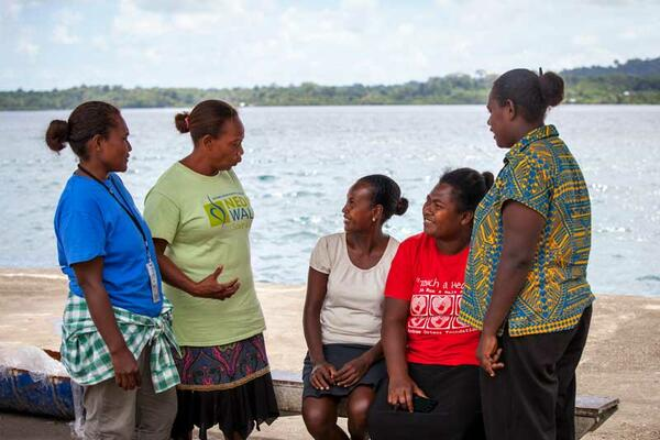 The tok stori revealed a lack of awareness of how climate change effected women in both rural and urban settings in Solomon Islands.