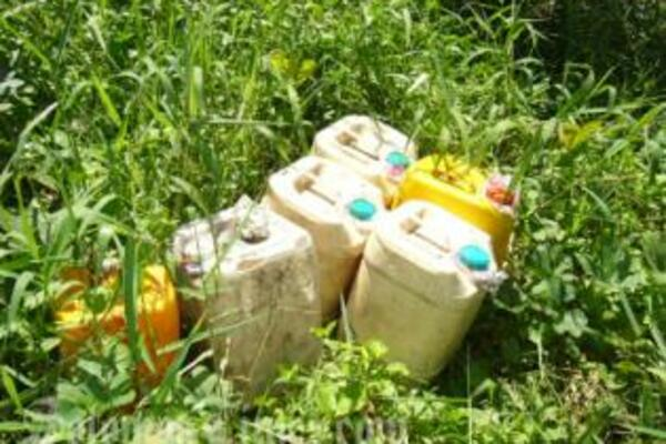Around 530 litres of kwaso with an estimated street value of SBD$5,300 was seized.