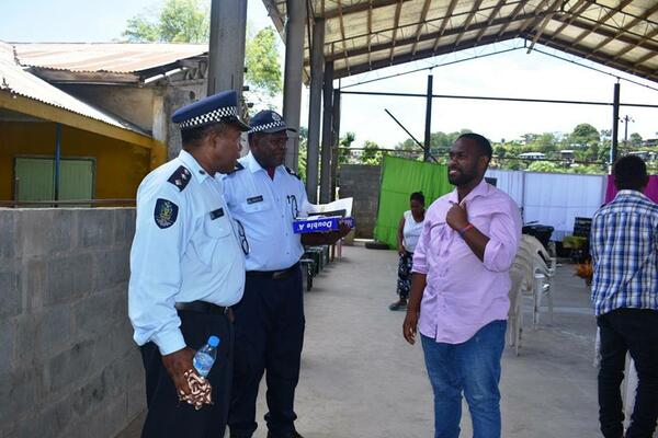 The RSIPF through its National Crime Prevention Department is conducting awareness meetings in communities, schools, churches and market places in an around Honiara as part of the Force's preparations for the National General Elections.
