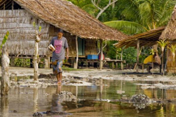 Solomon Islands continue to remain as one of the most vulnerable countries to Natural Disaster and Climate Change.