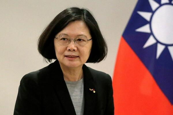 President Tsai Ing-wen of Taiwan Issues Statement