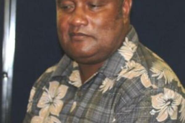 The new Permanent Secretary for the Ministry of Culture and Tourism Mr John Wasi.