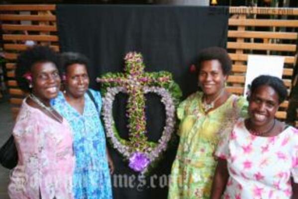 Winners - Rosemary Sade, Valeria Daula, Nelly Sakia, Margaret Chachi.