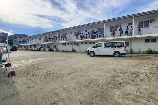 The persons have undergone the required number of tests, all tested negative and have completed a period of fifty-one (51) days in quarantine.